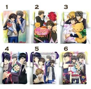 Bolsitas Para El Celular De Anime Junjo Romantica Yaoi