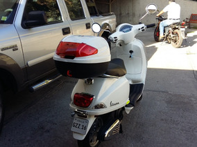 Vespa Vxl 150 Color Blanca