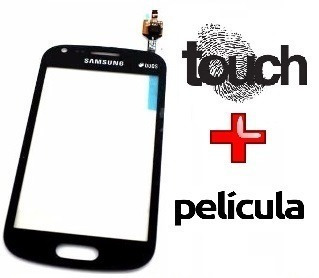 Touch Samsung 7582 / 7273 + Pelicula