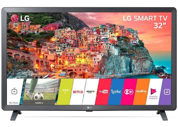 Smart Tv Lg 32lk615bpsb 32 Led Hdmi Usb Wifi