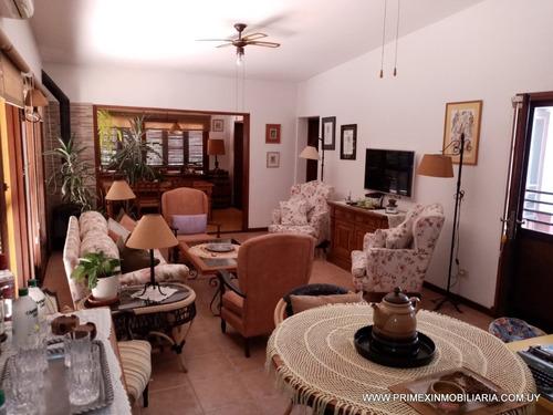 Venta Casa 3 Dormitorios Apto Altura Playa Mansa