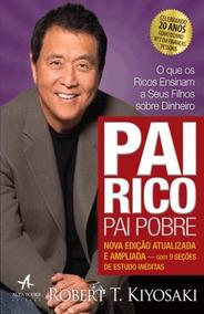 Livro Pai Rico, Pai Pobre
