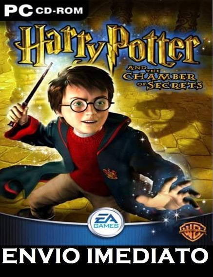 Jogo Harry Potter E A Câmara Secreta Pc - Mídia Digital