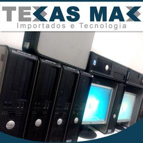 Lote 8 Computadores Dell Optiplex (c/ Teclado E Mouse)