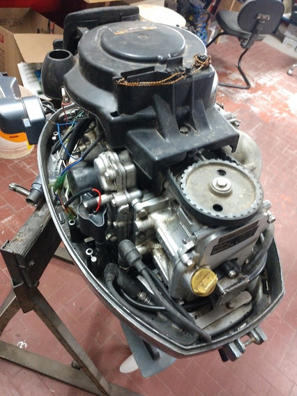 Peças Motor Popa Yamaha 15hp 4t Tempos Leia O Anúncio