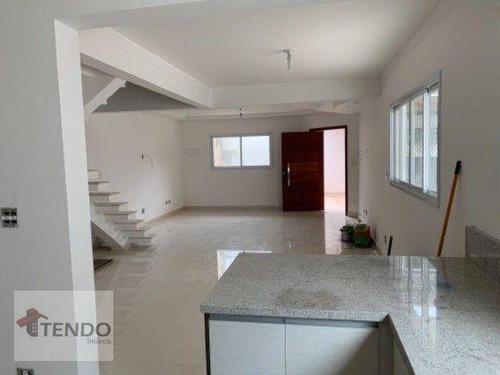 Imagem 1 de 16 de Sobrado 260 M² - Venda - 2 Dormitórios - 2 Suítes - Jardim Suzano - Suzano/sp - So0669