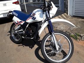 Yamaha Dt 180z 1989 Terceiro Dono , Moto Muito Conservada