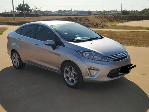 Ford Fiesta Sedan 2012 1.6 16v Se Flex 4p