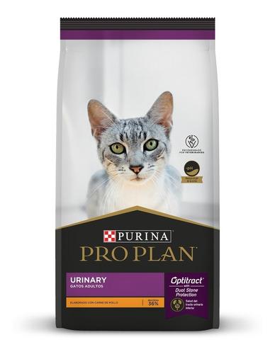 Imagen 1 de 3 de Comida Gato Pro Plan Cat Urinary 7.5k Con Regalo
