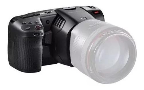 Blackmagic Pocket Cinema Camera 6k - Garantia 2 Anos