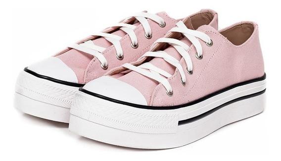 Zapatillas Mujer 500 Lona Nazarena