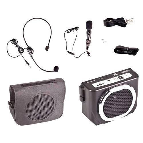 Mic Tsi Super Voz 2 Kit Professor Amplificador De Voz 10w