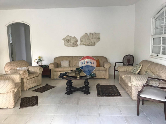 Casa Na Praia Da Barra / Jardim Marapendi - Ca0402
