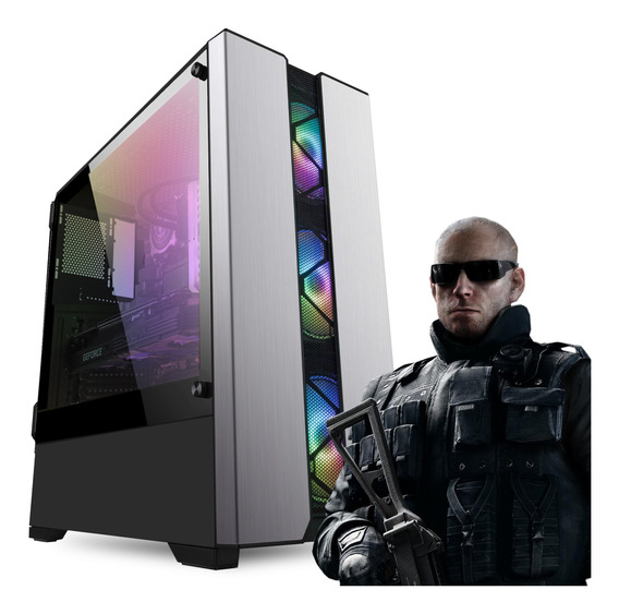 Pc Gamer Intel Core I3 8gb Geforce 2gb Hd 500gb