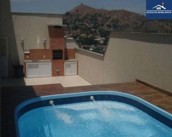 Cobertura Na Rua Visconde De Sepetiba - Co00050 - 32899098