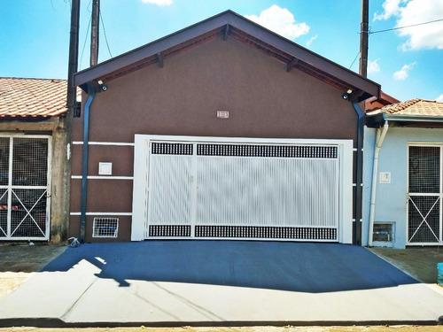 Casa À Venda - Garças - Piracicaba/sp - Ca2773