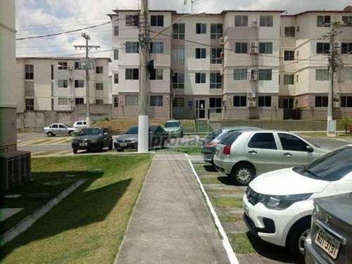 Imagem 1 de 4 de Apartamento Com 2 Dormitórios À Venda, 55 M² Por R$ 130.000,00 - Santa Etelvina - Manaus/am - Ap0909