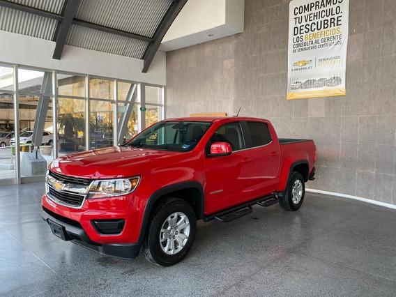 Chevrolet Colorado 2018 2.5 L4 Lt 4x2 At