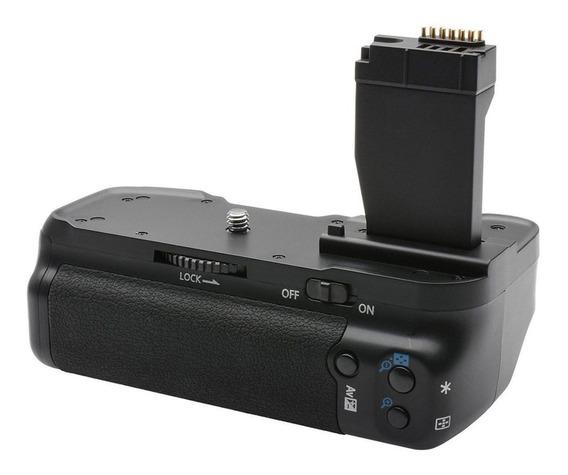 Battery Grip Travor Para Camera Canon T6i T6s