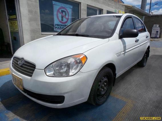 Hyundai Accent Gl Vision