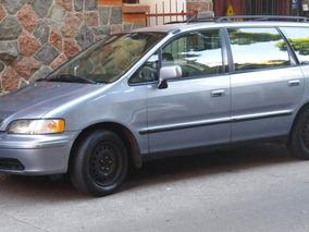 Honda Odyssey 7 Pasajeros