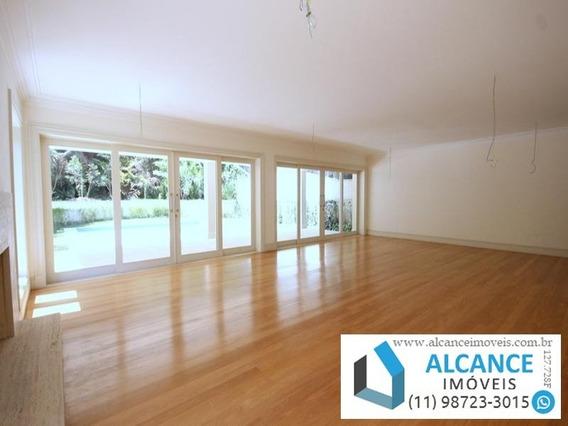Casa À Venda No Jardins, 840m² Com 4 Suítes - Avenida Amarilis   Alcance Imóveis - Ca00032 - 34206381