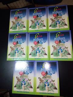 Colección Libros La Guia Del Estudiante Secundaria 8 Tomos