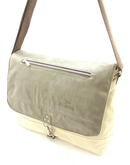 Morral Marca Stone Canvas Local Mossi Saavedra