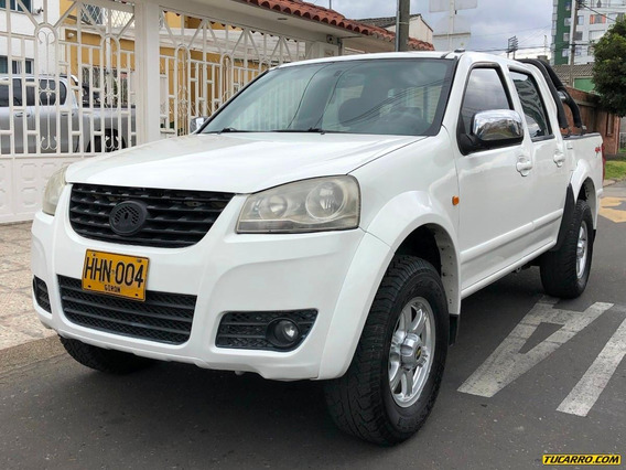 Great Wall Wingle Wingle-5 4x4 Mt 2500cc Tdi Aa