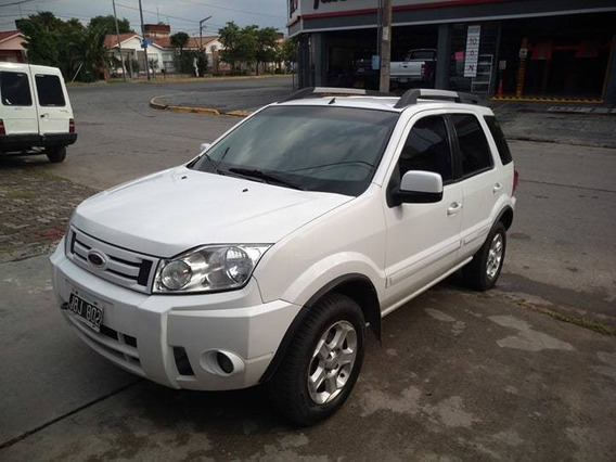 Ford Ecosport 2.0 Xlt Cuero 2010 Impecable
