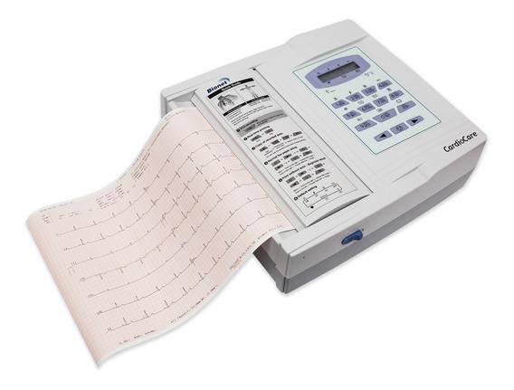 Ecg Bionet Cardiocare 2000, Eletrocardiografo 12 Canais