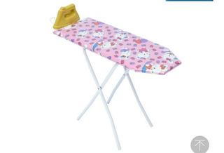 Mesa Juguete Junior + Plancha Plástica Hora De Jugar Niñas