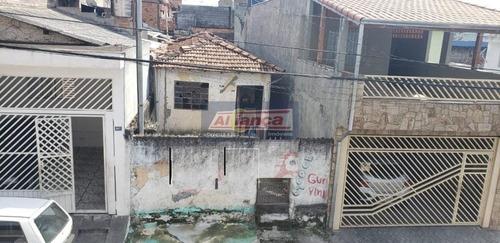 Casa Com 2 Dormitórios À Venda, 61 M² - Jardim São Paulo - Guarulhos/sp - Ai16925