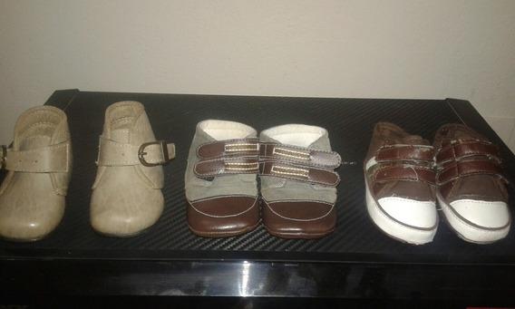 Se Vende Zapatos Usados De Bebés Talla 16 Y 17