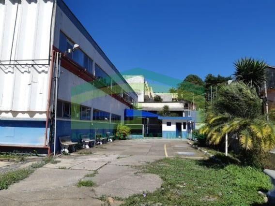 00579 - Galpao, Jardim Alvorada - Jandira/sp - 579