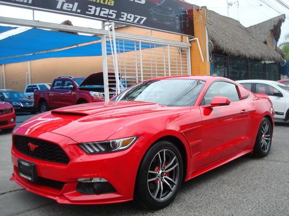Ford Mustang 2.3 Turbo, Coupe,un Dueño,factura Origin,credit