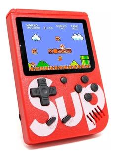 Nintendo Sup Portatil Consola Retro 400 Juegos + 1 Control