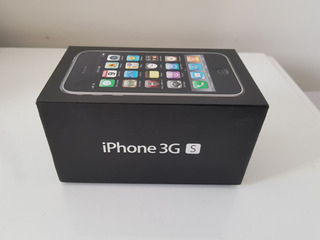 iPhone 3gs 8gb Completo