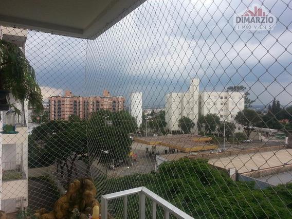 Amplo Apartamento Residencial Com 3 Dormitórios 1 Suíte À Venda, Jardim São Paulo, Americana. - Ap0548