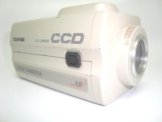 Câmera Ik-527a - Toshiba B/w