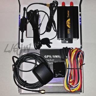 Sistema De Localización Gps Tracker Modelo Tk-103a Original