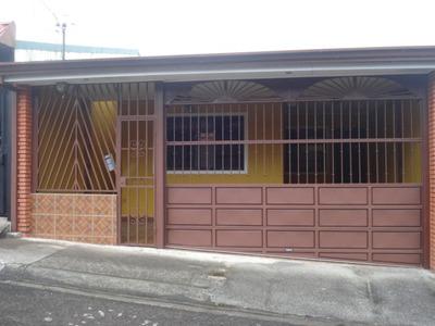 Vendo Casa San Jose-vazquez De Coronado-dulce Nombre