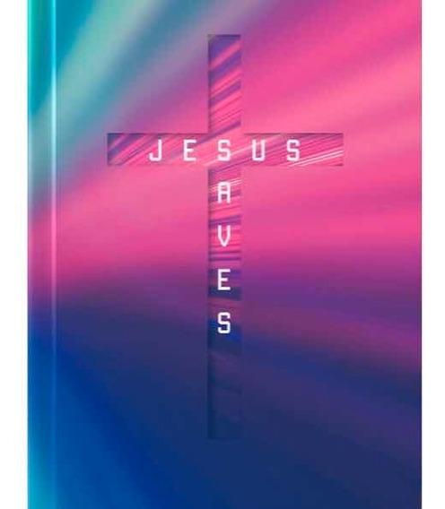 Bíblia Sagrada- Jesus Saves - Envio Imediato
