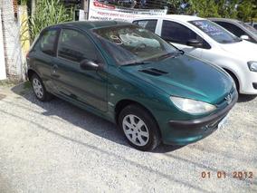 Peugeot 206 1.6 16v Soleil 3p