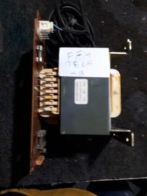 Transformador Do Som Lg Ffh 986a Funcionando