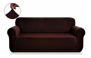 Cubre Sala Funda Sillon Cubierta Sofa Juego Completo Colores