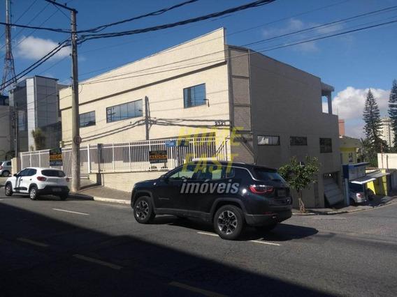 Prédio Para Alugar, 950 M² Por R$ 20.000/mês - Vila Galvão - Guarulhos/sp - Pr0093