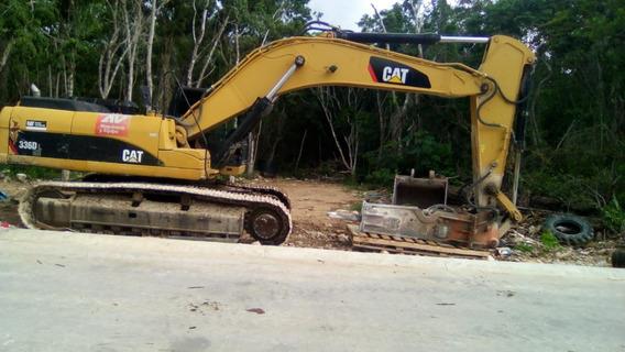 Excavadora Cat 336 Con Martillo Npk Gh12 Precio Neto