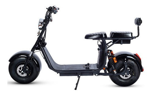 Moto Scooter Eléctrica Fh 1500 Watts Hasta 180 Kg