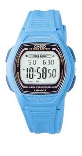Reloj Casio Lw-201c-2a Niños Damas 2años Gtia Mejor Precio